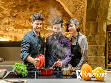 Small-Group Markets Tour, Paella Cooking Workshop, and Lunch with a Chef