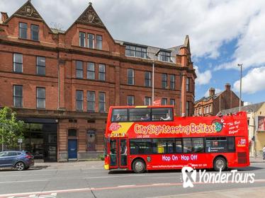 City Sightseeing Belfast Hop On Hop Off Tour