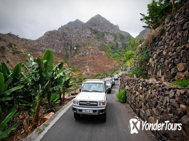 La Gomera 4x4 Jeep Tour from Tenerife with Lunch