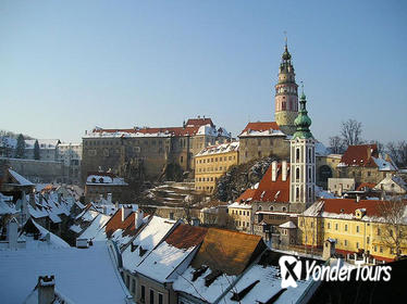 Private Winter Cesky Krumlov and Castle Museum Day Trip from Prague