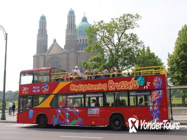 Brussels Hop-On Hop-Off Tour