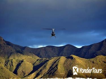 Tenerife Helicopter Tour Including Mt Teide, Los Gigantes Cliffs and La Orotava