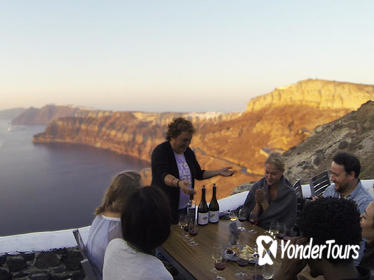 Santorini Highlights Tour with Wine Tasting from Fira