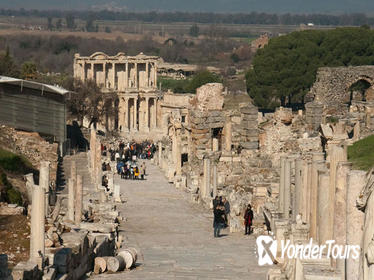 Ancient City of Ephesus Tour from Kusadasi Port