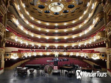Liceu Opera Barcelona Admission Ticket