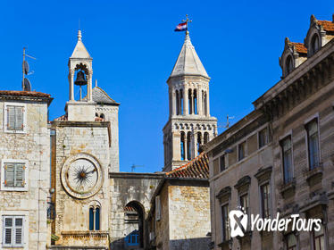 Split Shore Excursion: Diocletian Palace and Trogir Tour