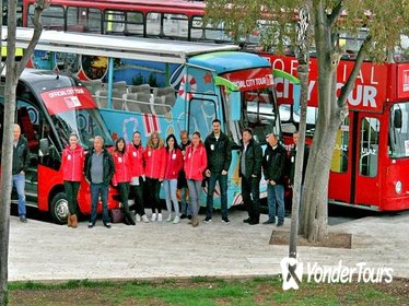 1 Day Pass to Hop On Hop Off Sightseeing Bus from Split