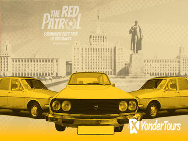 The Red Patrol Romanian Gastronomy Tour with Dacia