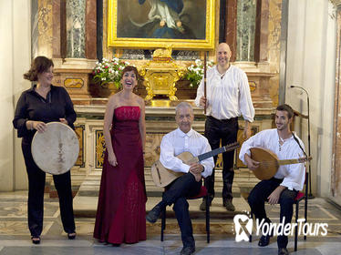 New Year's Baroque Concert at the Doria Pamphilj Gallery
