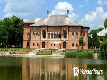 Half Day Tour to Snagov Monastery and Mogosoaia Palace from Bucharest