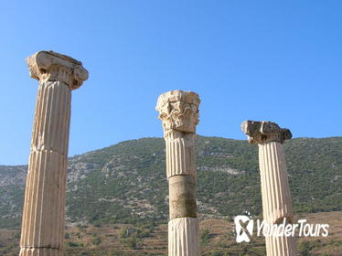 Kusadasi Shore Excursion: Private Half-Day Tour to Ephesus Including the Temple of Artemis and ōžirince