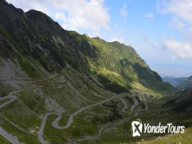 Transfagarasan Full-Day Private Tour from Sibiu
