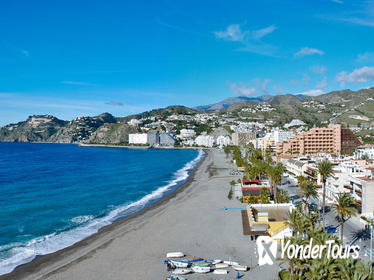 Tropical Coast and Caves of Nerja Day Trip from Granada