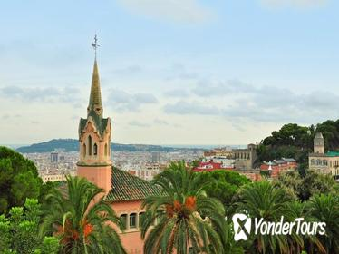 Barcelona Shore Excursion: Barcelona Card with Guidebook