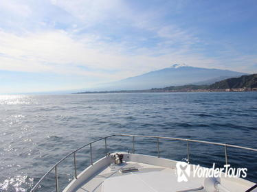 Taormina Sunset Cruise with Dinner on board