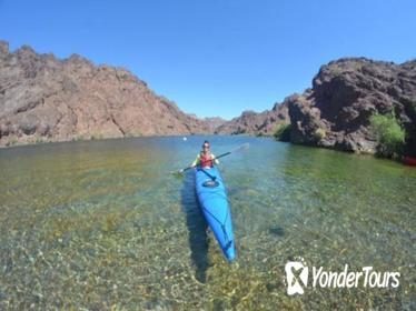 Half- or Full-Day Kayaking Tour on the Colorado River from Las Vegas