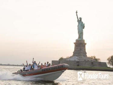 Speed Boat Tour of Manhattan