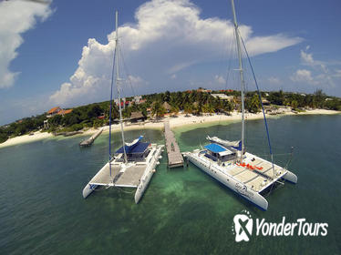 Catamaran Discovery from Cancun to Tulum and Playa del Carmen
