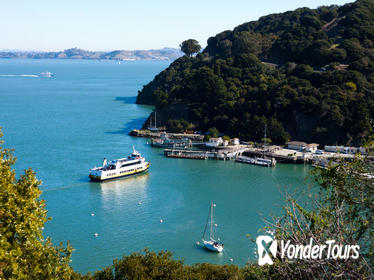 Skip the Line: San Francisco Ferry to Angel Island