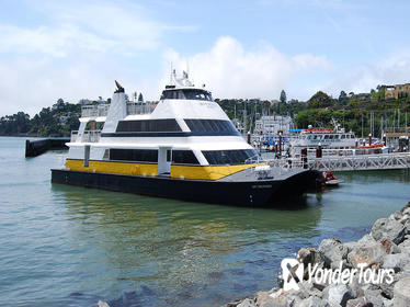 Skip the Line: San Francisco Ferry to Sausalito or Tiburon