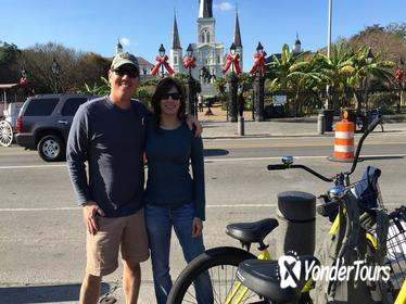 New Orleans History and Sights Small-Group Bike Tour