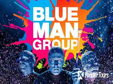 Blue Man Group Off Broadway Live Show