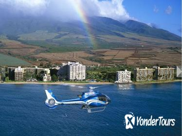 Small-Group Road to Hana Luxury Tour and Helicopter Flight