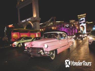 The Pink Cadillac Tour of Las Vegas
