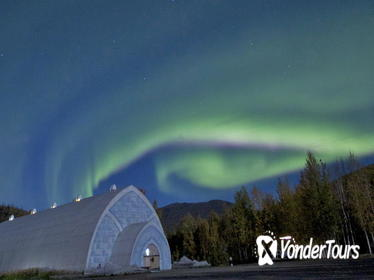 Chena Hot Springs: Aurora Night Tour from Fairbanks