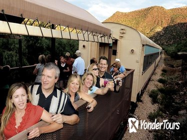 Starlight Ride on Verde Canyon Railroad