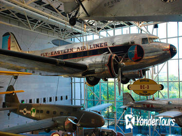 Super Saver Small Group Guided Tour: Smithsonian National Air and Space Museum and National Museum of American History
