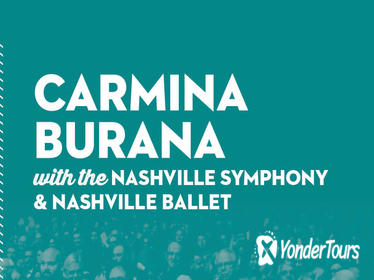 Carmina Burana With The Nashville Symphony And Nashville Ballet