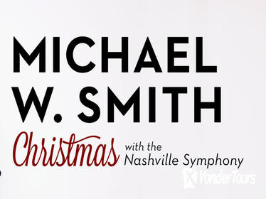 Michael W Smith Christmas with the Nashville Symphony