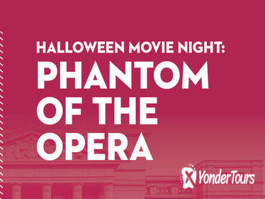 Nashville Halloween Movie Night: Phantom of the Opera