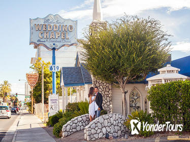 Las Vegas Wedding at the Graceland Wedding Chapel