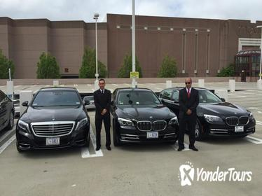 Private Airport Transfer From Ronald Reagan Washington National Airport by Luxury Sedan