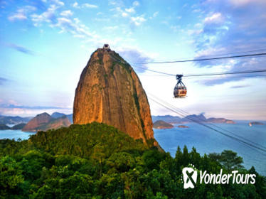 Rio de Janeiro Shore Excursion: Corcovado Mountain, Christ Redeemer and Sugar Loaf Mountain Day Tour