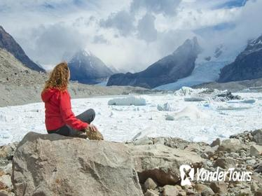 Adventure Trekking Tour in Los Glaciares National Park from El Calafate