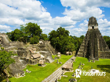 Tikal Day Tour from Flores