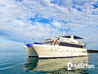 Galapagos Islands Cruise: 5-Day Cruise Aboard the Archipel I
