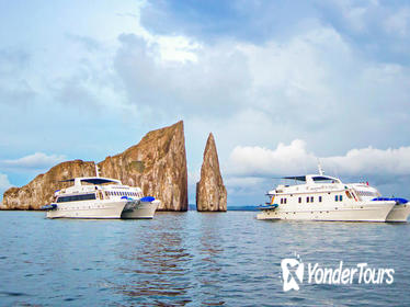 Galapagos Islands Cruise: 8-Day Cruise Aboard the 'Archipel I'