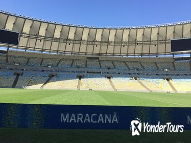 Maracana Behind the Scenes