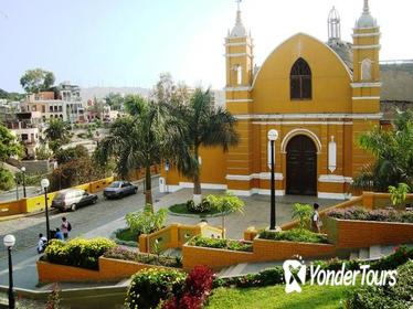 4 days tours in 'Lima city of the kings' with culture and gastronomy