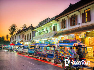 3-day Highlights of Luang Prabang, Laos