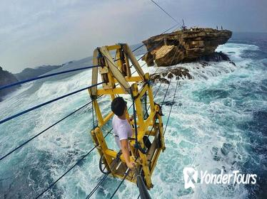 Discover Pindul & Jomblang Cave Tour with Timang Island Gondola Ride