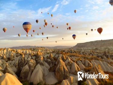 5-Day Istanbul and Cappadocia Tour