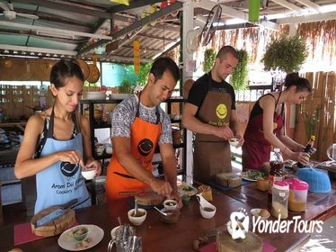 Aromdii Cooking Class in Chiang Mai Thailand