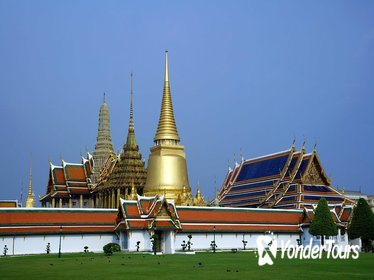 Bangkok City Highlight Tour by Public Transport