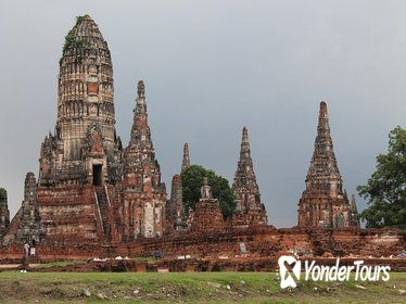 Discovery Ayutthaya Tour by Train