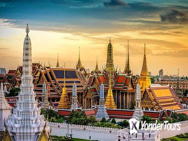 Bangkok Grand Palace and City Temples